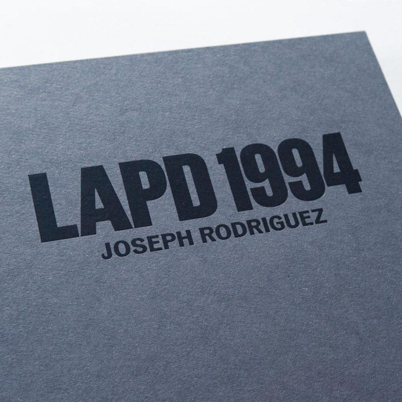 Collectors Edition 'LAPD 1994'