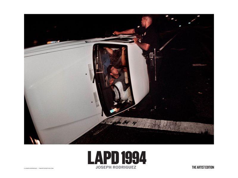 LAPD 1994 Joseph Rodriguez